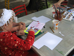 Handcrafting Day for Children