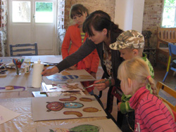 Handicraft Day for Children